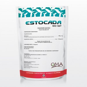 Agroinsumos El Condado - Estocada 90 SP insecticida agrícola -